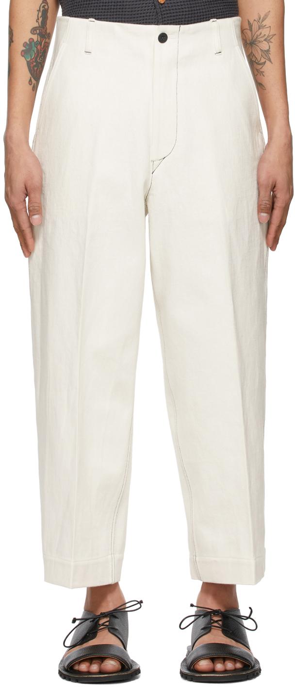Off-White J. Press Originals Edition Straight Leg Jeans