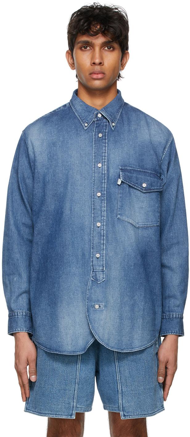 Blue J. Press Originals Edition Denim Irving Shirt