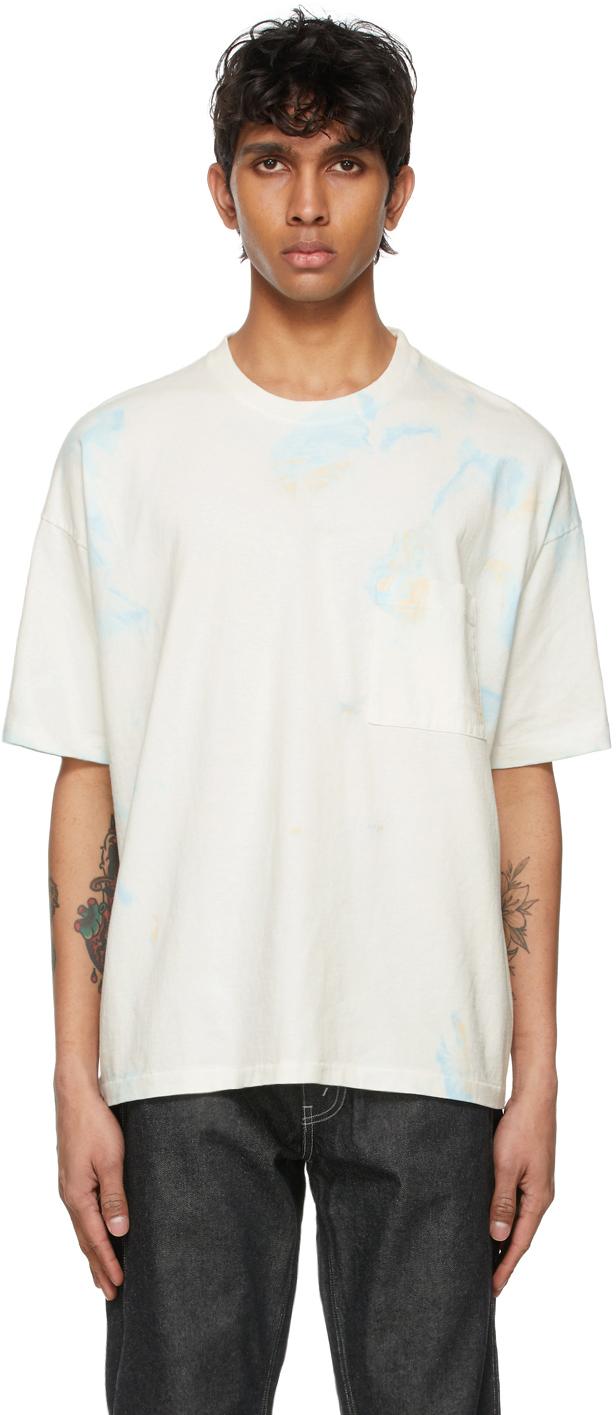 Multicolor Tie-Dye Big T-Shirt