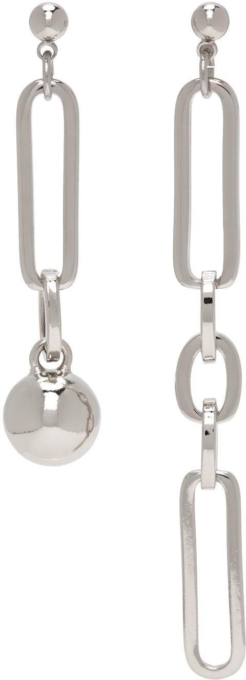 Silver Ali Earrings