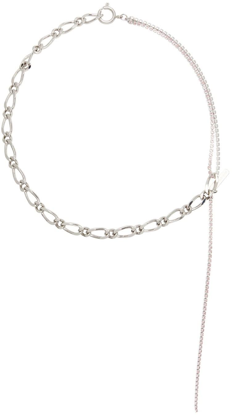 SSENSE Exclusive Pink Sofia Necklace