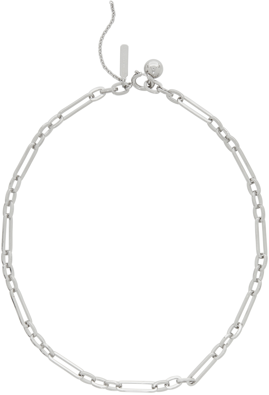 Silver Ali Necklace