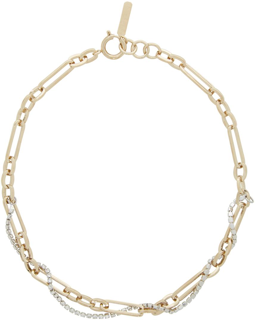 Gold Paloma Necklace