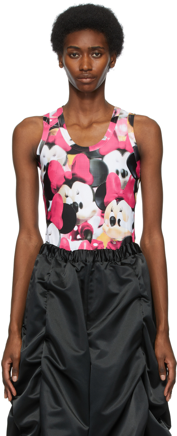 Multicolor Disney Edition Print Bodysuit