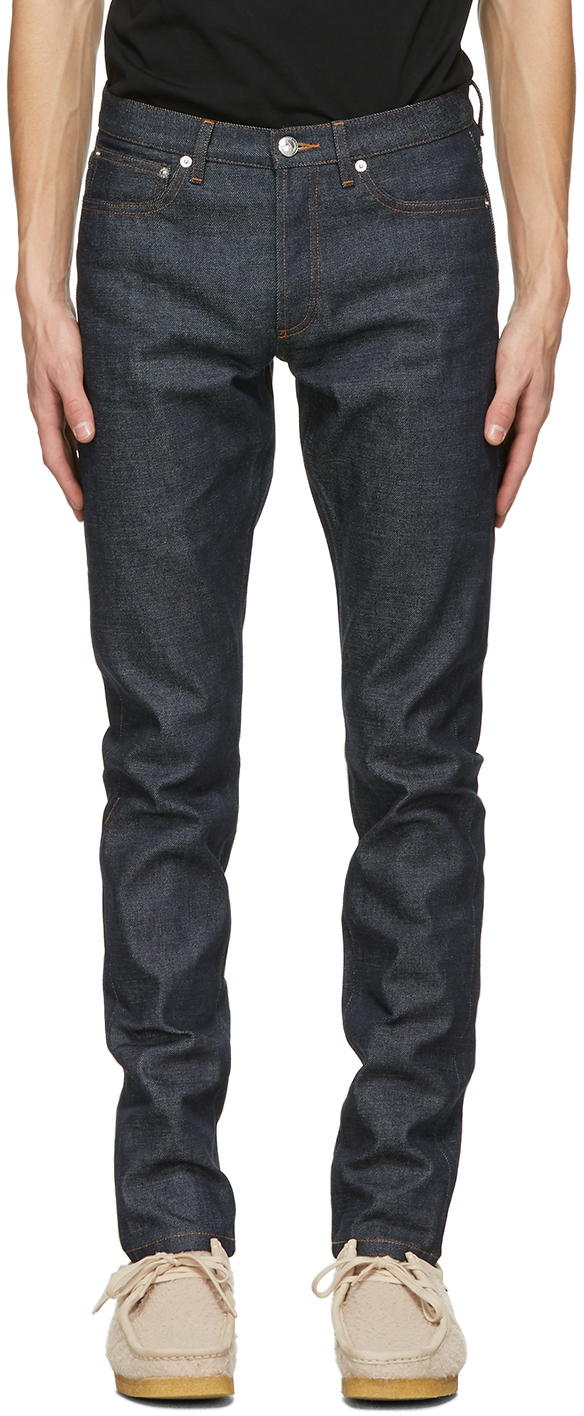 Indigo Petit New Standard Jeans