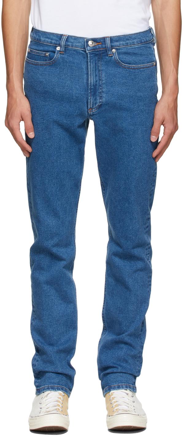 Indigo Middle Standard Jeans