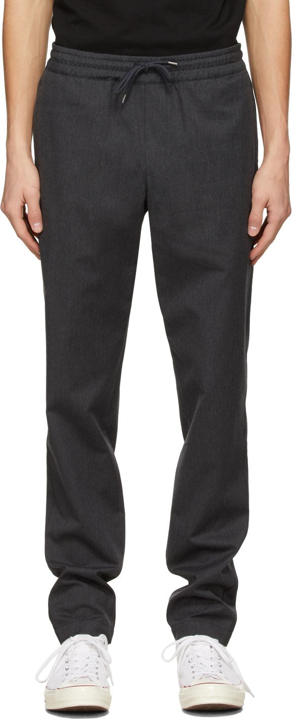 A.P.C. 灰色 Kaplan 长裤