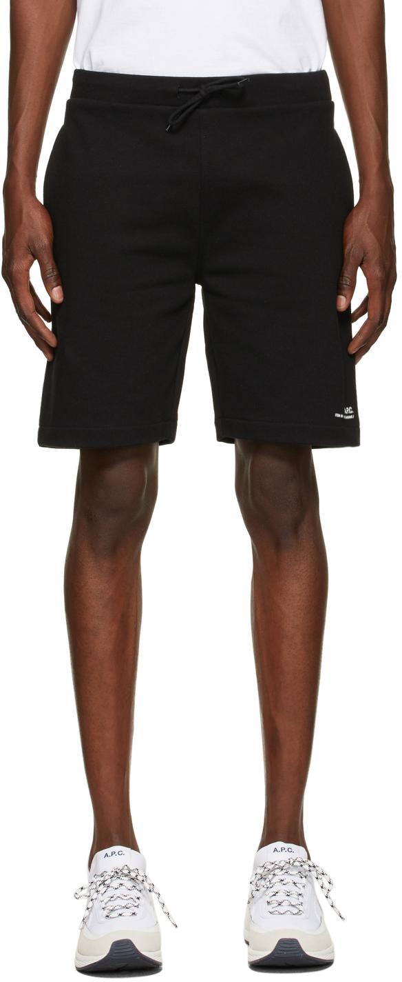 Black René Shorts