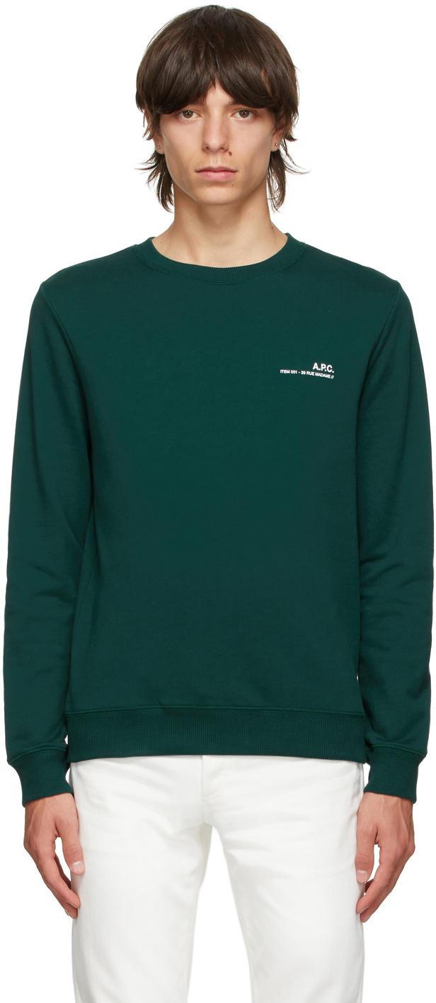 Green Item Sweatshirt