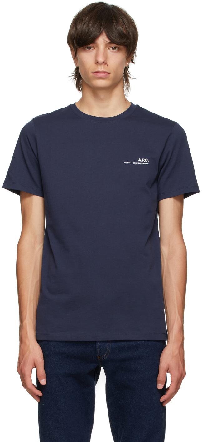 Navy Item T-Shirt