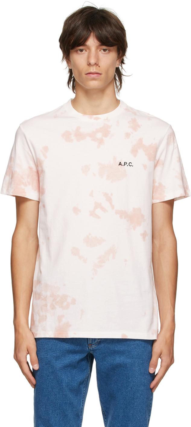 Pink Tie-Dye Ali T-Shirt