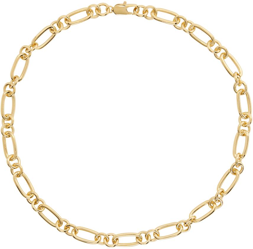 Gold Rafaella Chain Necklace