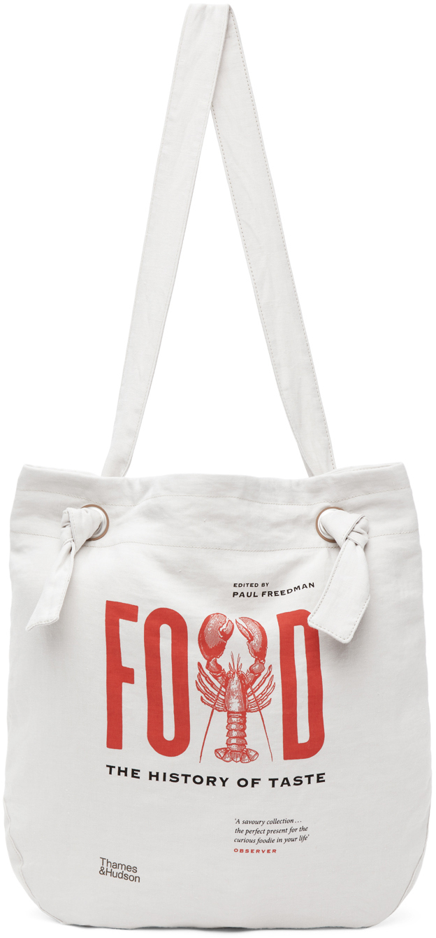 Off-White 'Food: The History of Taste' Bag