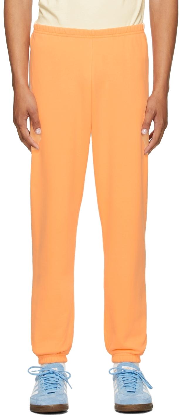 Orange Logo Lounge Pants