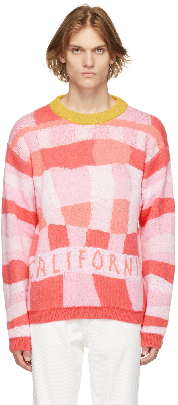 Pink California Sweater
