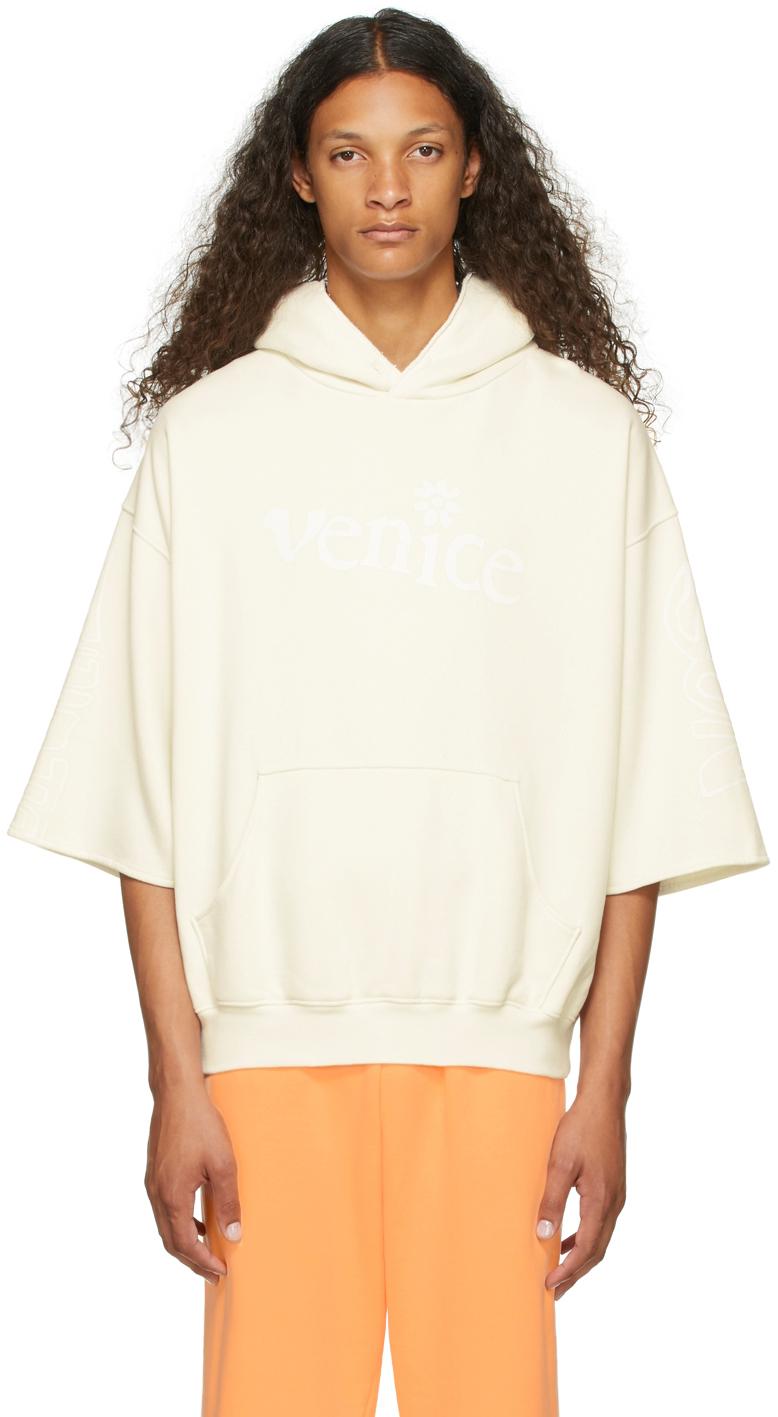 Off-White 'Venice Be Nice' Short Sleeve Hoodie