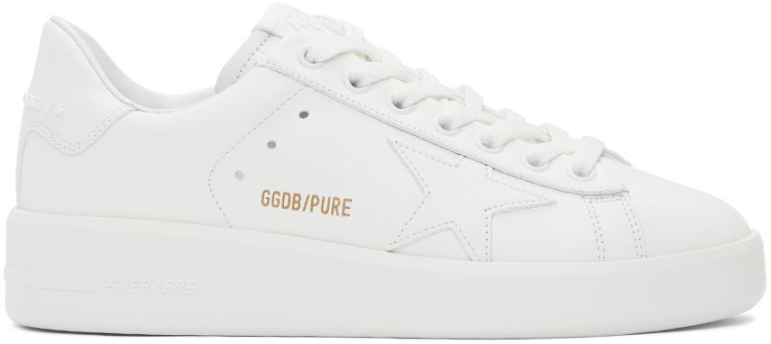 White Purestar Sneakers