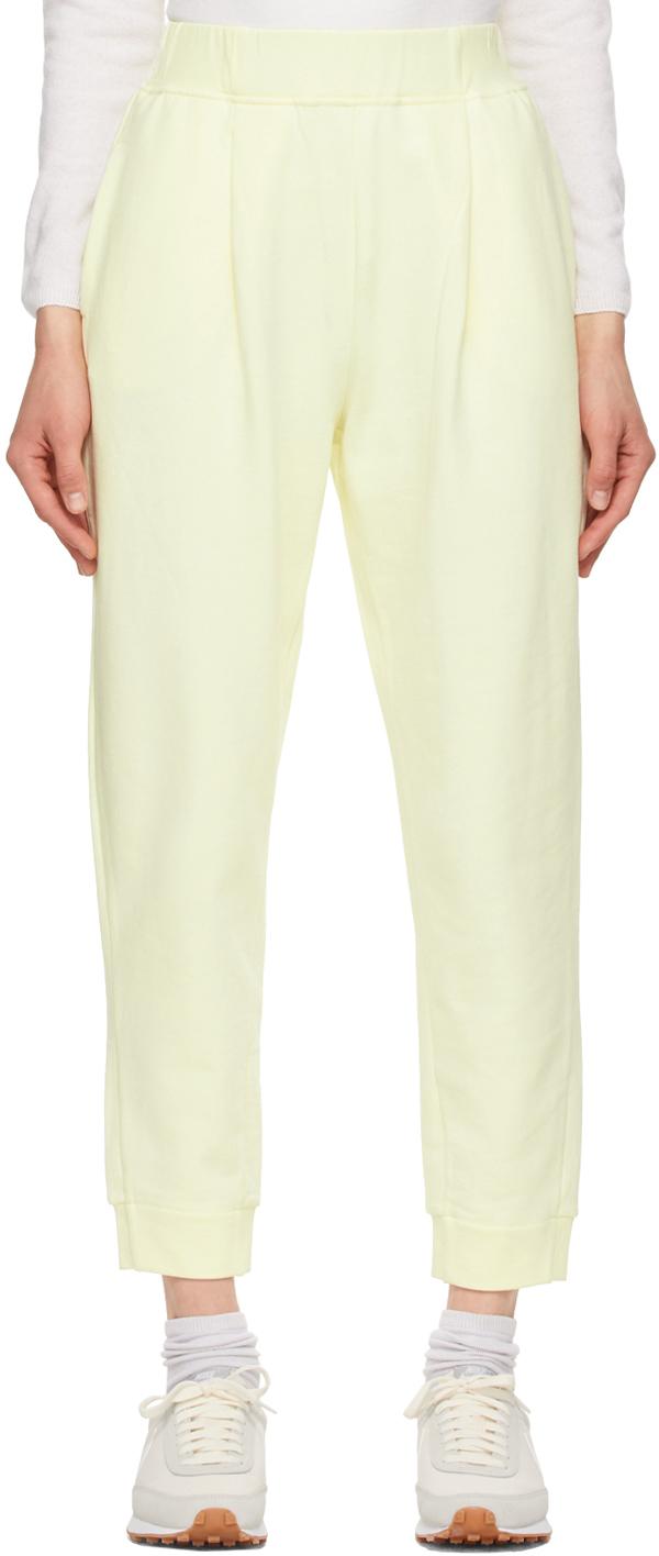 Yellow Bric Lounge Pants