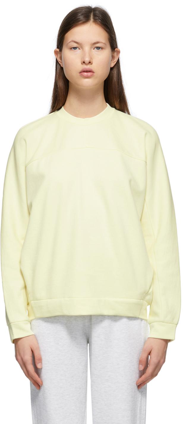 Yellow Frine Sweatshirt
