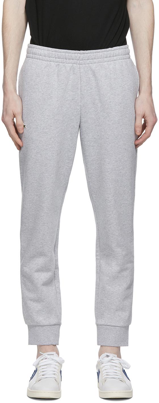 Grey Sport Tennis Lounge Pants