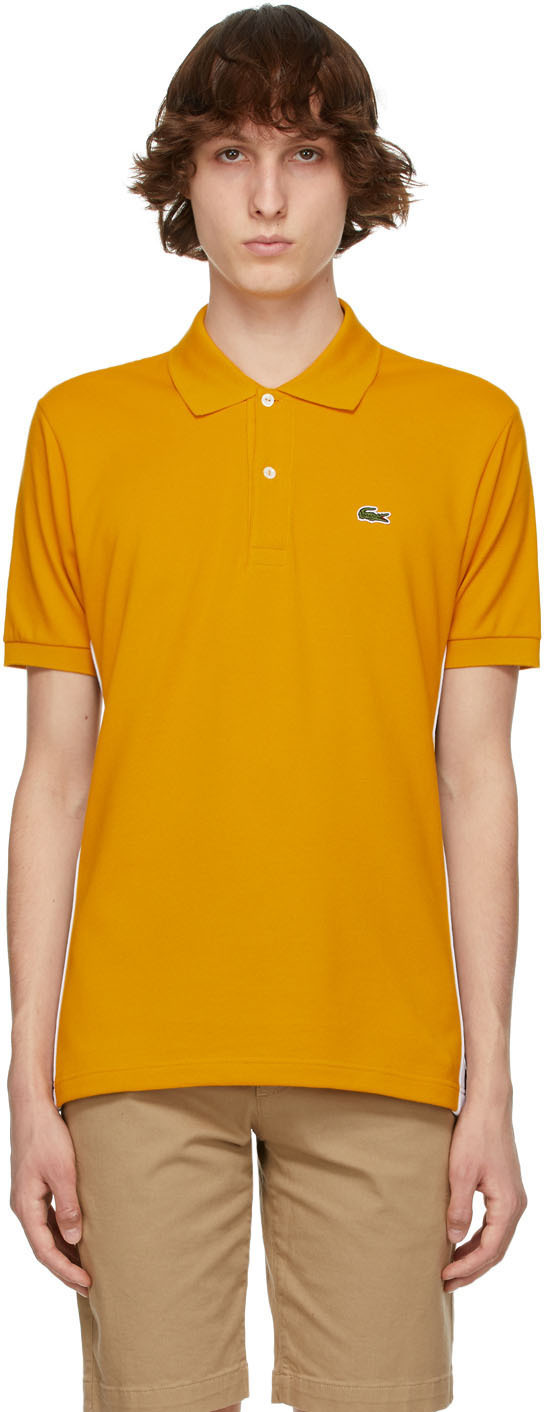 Yellow Ricky Regal Edition L.12.12 Polo