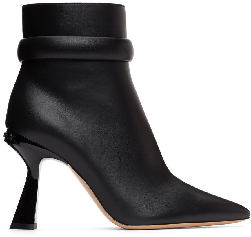 Black Carène Ankle Boots