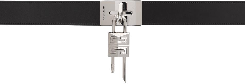 Black Lock Belt