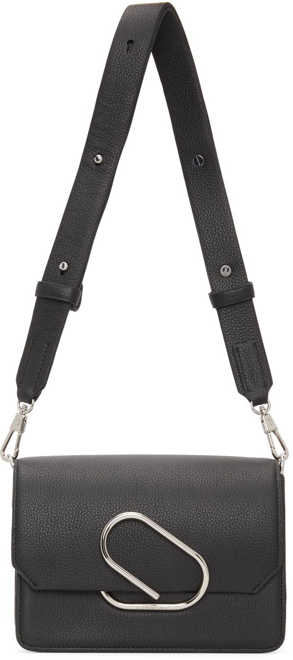 31 Phillip Lim Black Mini Alix Bag 211283F048066