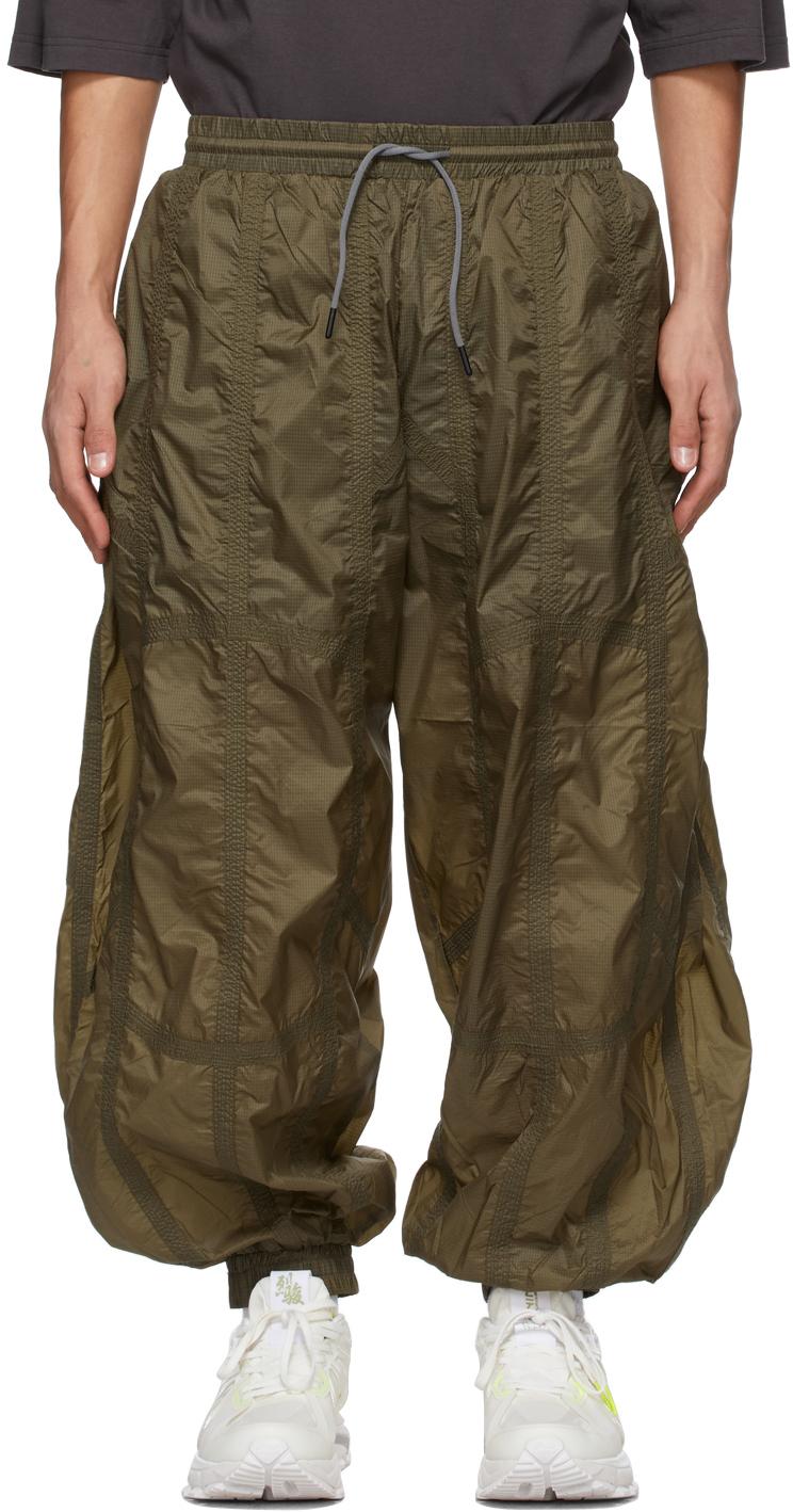 AA Spectrum Khaki Parachute Lounge Pants 211285M190023