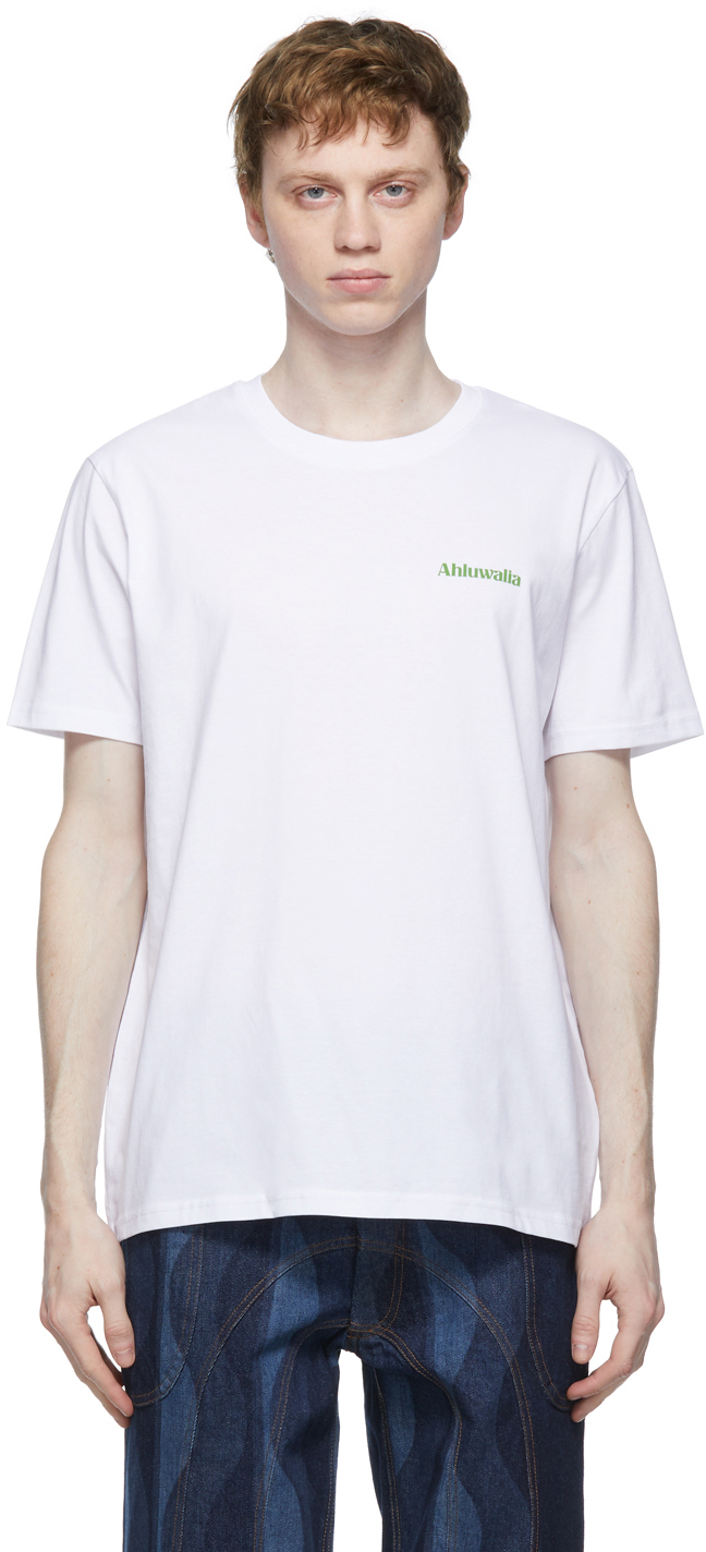 White 'When We March' T-Shirt