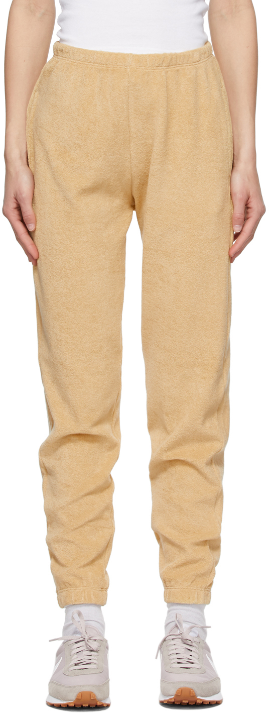 Khaki Terry Beachwood Lounge Pants