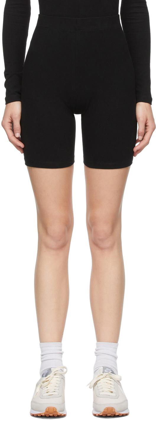 Black Tour De France Shorts