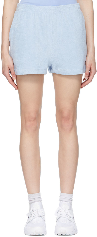 Blue Port Shorts