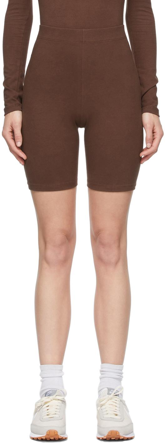 Brown Tour De France Shorts