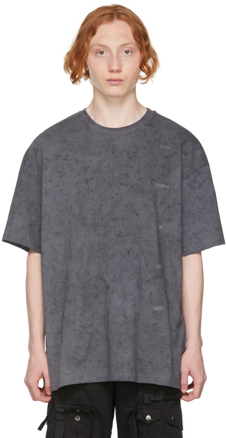 Grey Vans Edition Sprayed T-Shirt