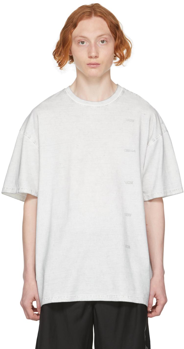 Off-White Vans Edition Sprayed T-Shirt