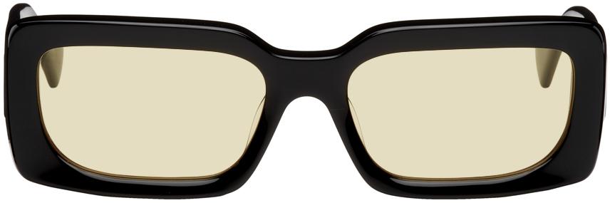 Black Arena Sunglasses