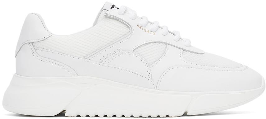 White Genesis Sneakers