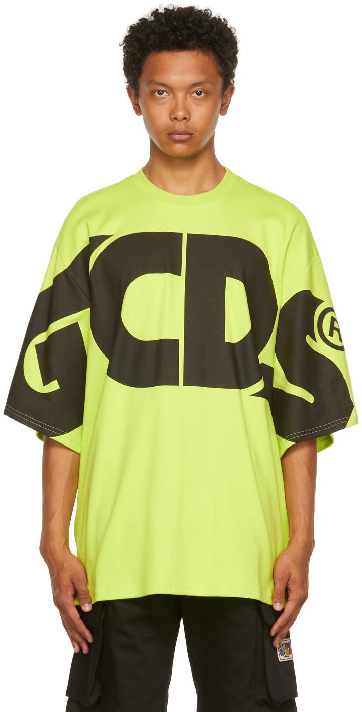 Green Macro Logo T-Shirt