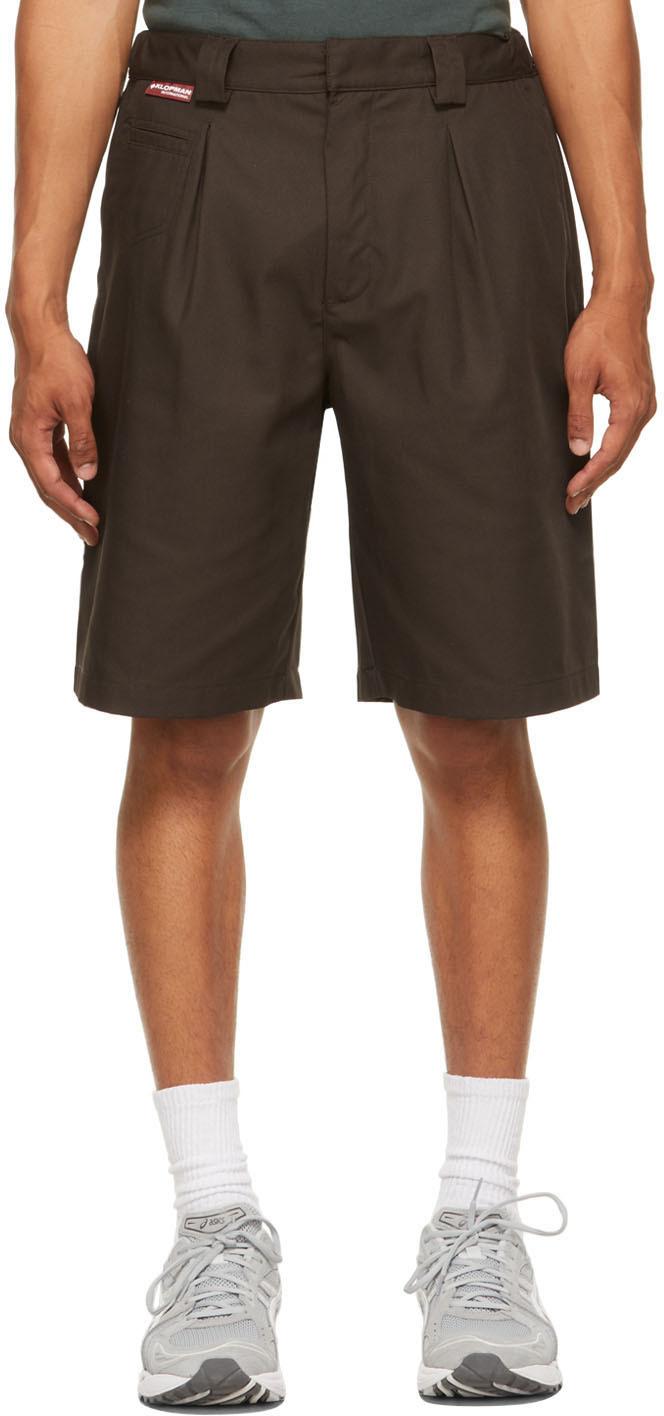 Brown Klopman Richter Shorts