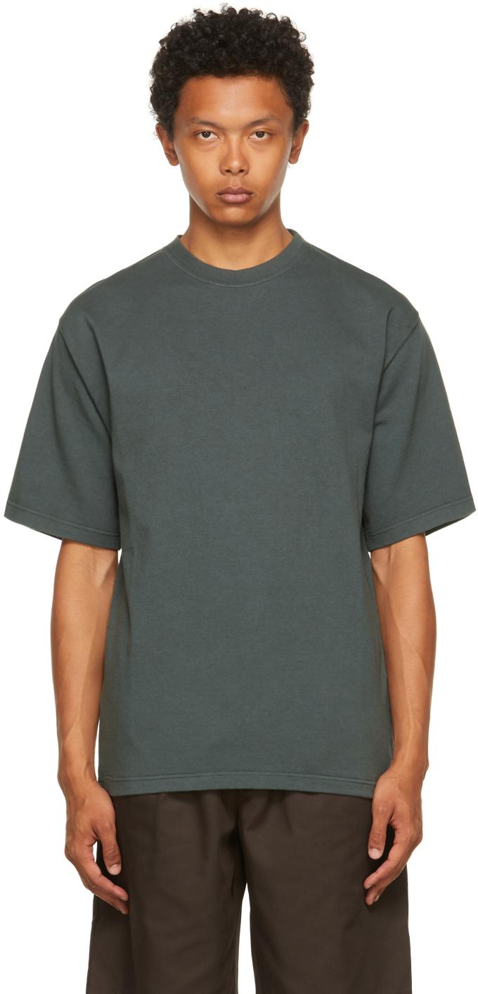 Grey All Seasons Utility T-Shirt