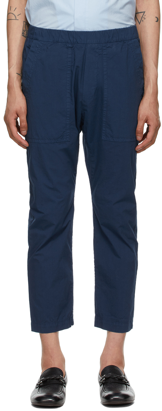 Navy Trabaco Pavion Trousers