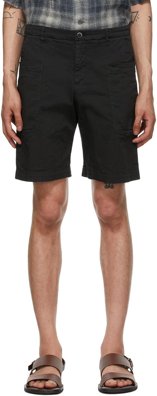 Black Istrio Stino Shorts