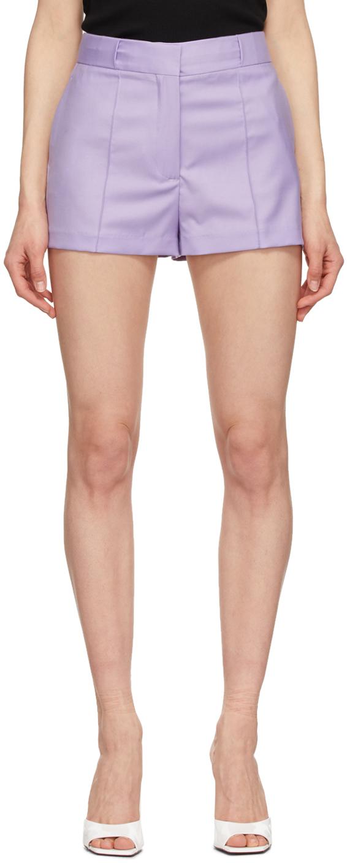 Gauge81 Purple Salina Shorts