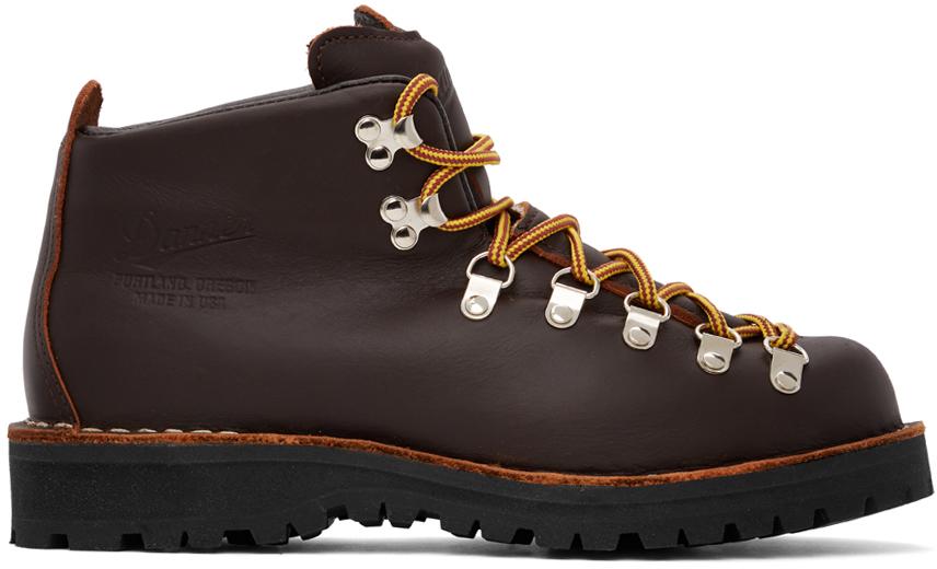 Danner 棕色 Mountain Light 踝靴