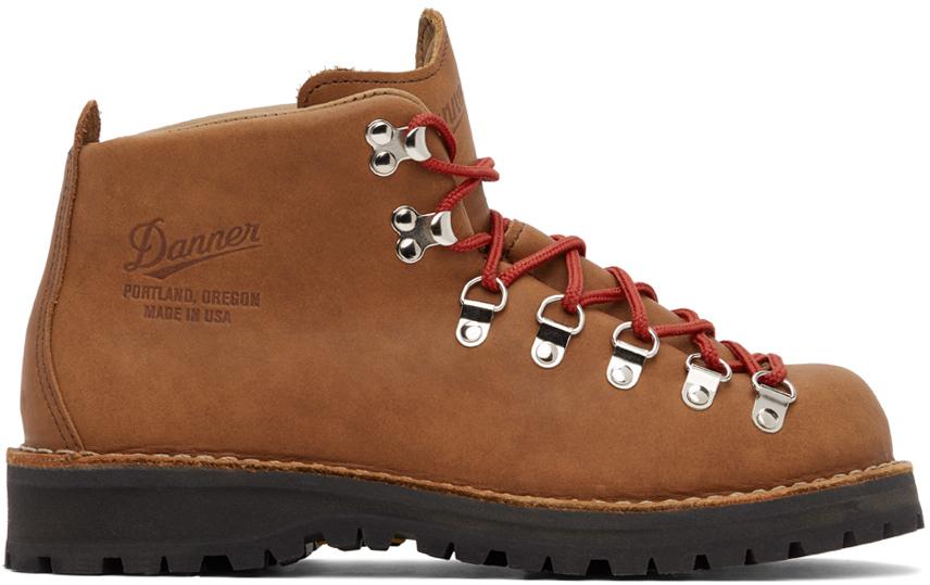 Danner 黄褐色 Mountain Light 踝靴