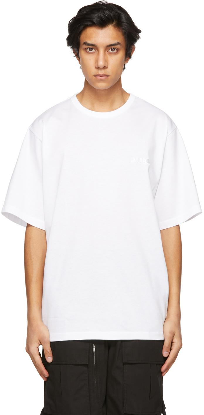 White 'SeoulSoul' T-Shirt