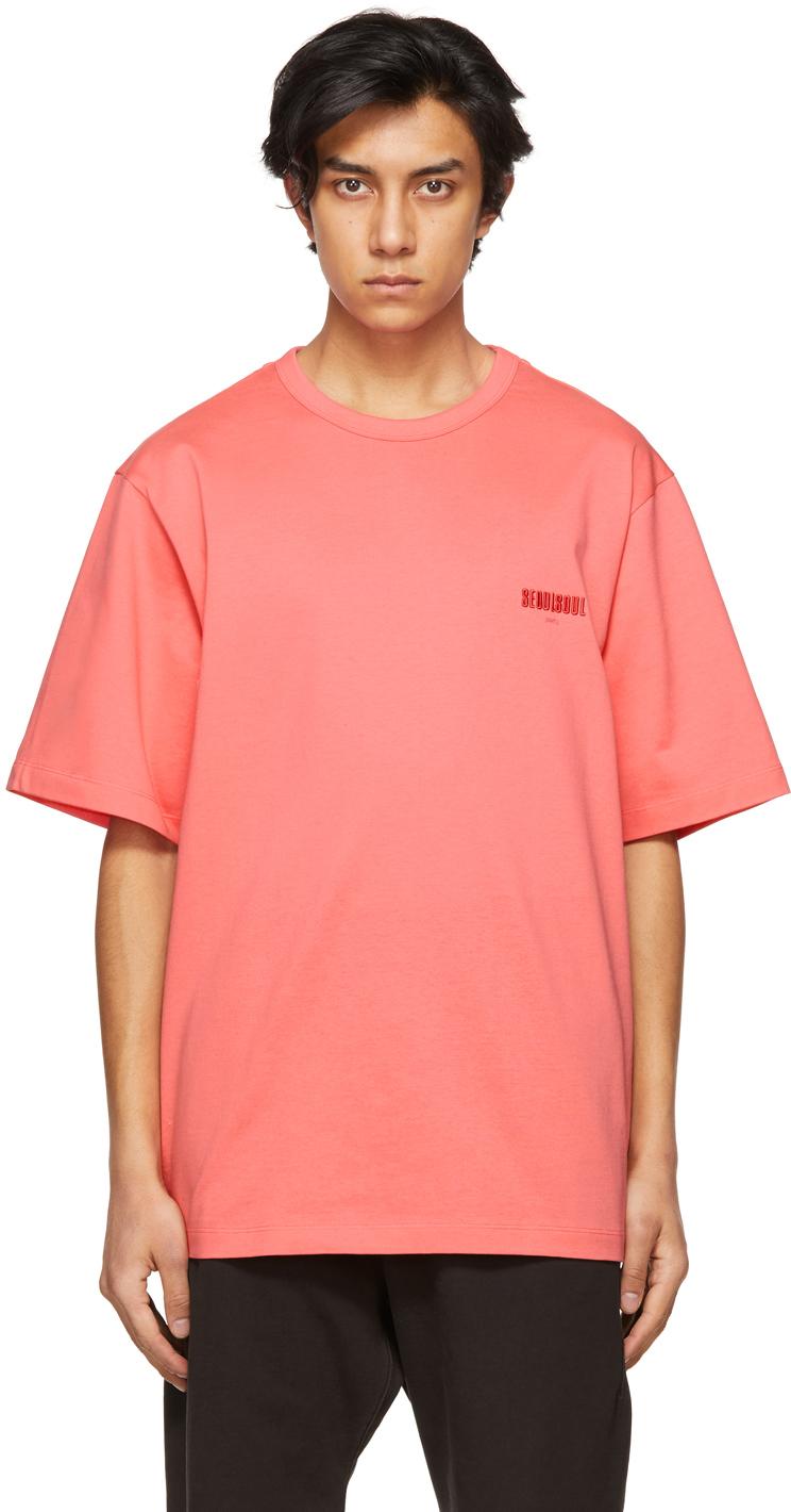 Pink 'SeoulSoul' T-Shirt