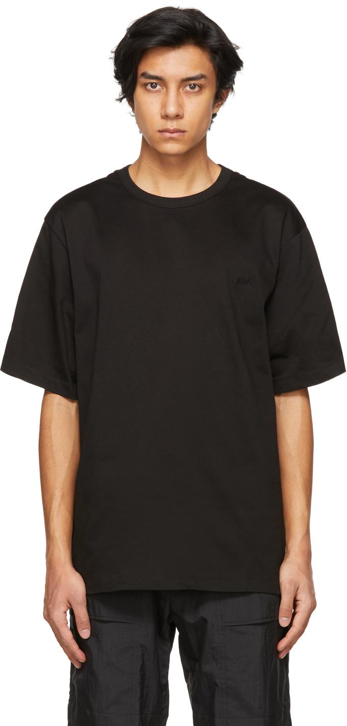 Black 'SeoulSoul' T-Shirt