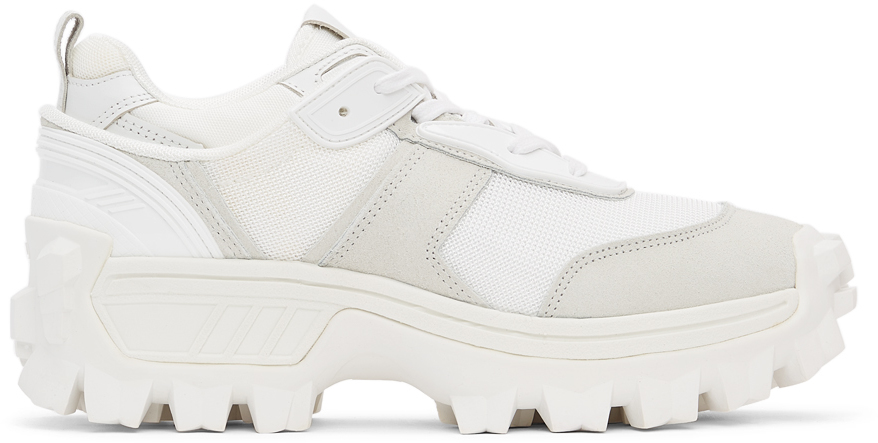 White Volume Trainer 3 Sneakers